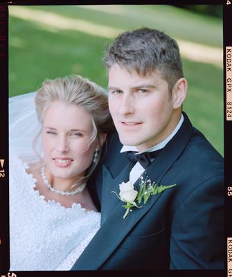Negative: Ingram-Clarke Wedding