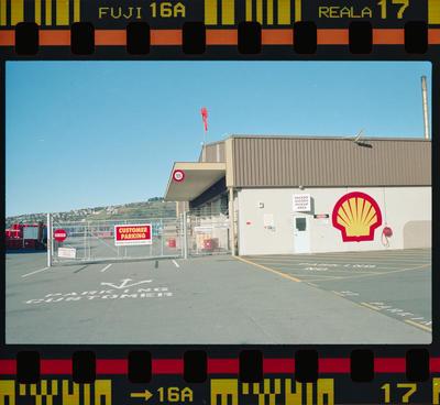 Negative: Shell Depot
