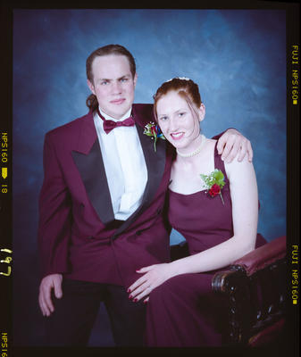 Negative: Marian College Ball 1997