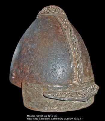 Helmet: Mongol