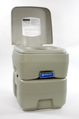 Portable Chemical Toilet: Campmaster