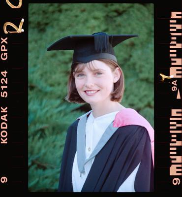 Negative: Lincoln Graduation 1997