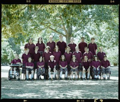 Negative: Mairehau High School 1998