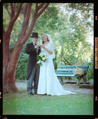 Negative: Lennon Pitcaithly Wedding