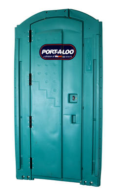 Green Door: Port-a-Loo