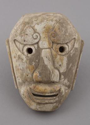Ceramic: mask