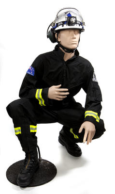 Uniform: New Zealand Urban Search and Rescue