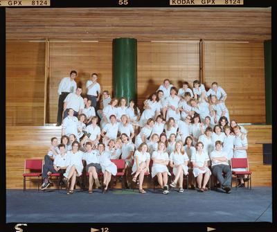 Negative: Christchurch Polytechnic Nurses 1998