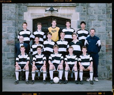 Negative: Christ's College Soccer 1998