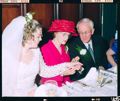 Negative: Barnard-Burns Wedding