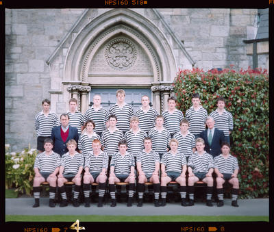 Negative: Christ's College 1st XV 1998