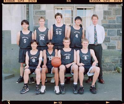 Negative: Christ's College Senior A Basketball 1998