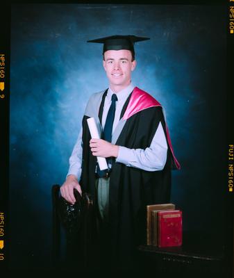 Negative: Mr Putt Graduate
