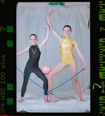 Negative: Rhythmic Gymnastics Champs 1999