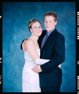 Negative: Marian College Ball 1999