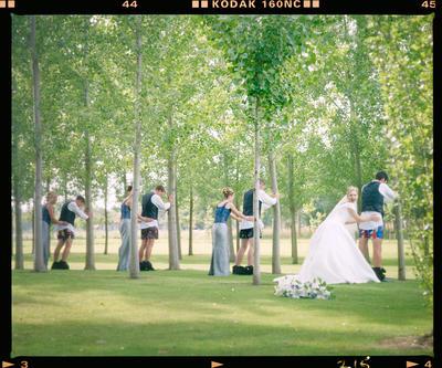 Negative: Blany Wedding
