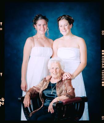Negative: Marian College Leavers Ball 2002