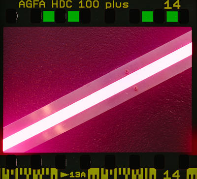 Negative: Aesthetics Lighting
