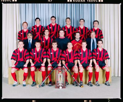 Negative: Canterbury Colts Hockey Team 2000