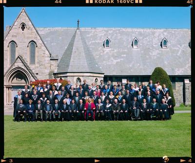 Negative: Christ's College Academic Staff 2000