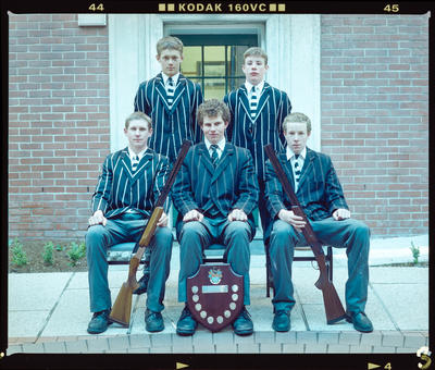 Negative: Christ's College Richards House Shooting 2000