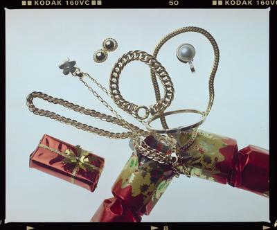 Negative: Kennedy's Jeweller Christmas Photo