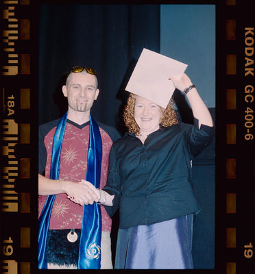 Negative: National College Of Design And Technology Graduation 2000
