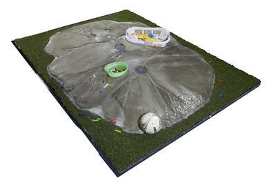 Model: Liquefaction Volcano