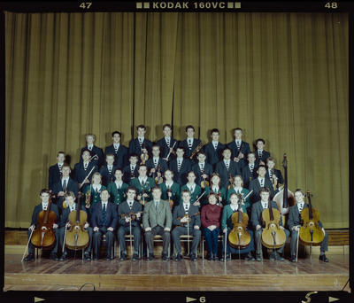 Negative: Christ's College St Margaret's College Combined Orchestra 2001