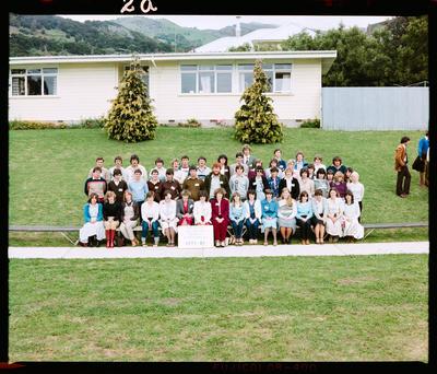 Negative: Akaroa Secondary School Centennial 1981