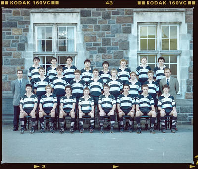 Negative: Christ's College Sports Team 2001