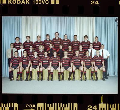 Negative: Canterbury U18 Rugby 2002