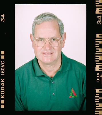 Negative: Larry Passport Photo