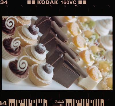 Negative: Just Desserts Petit Fours