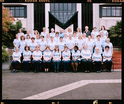 Negative: Christchurch Polytech Nurses 2003-2004