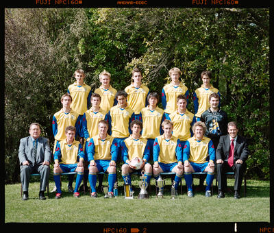 Negative: SBHS 1st XI Soccer 2004