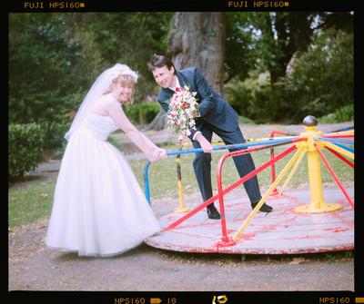 Negative: Laubach Wedding