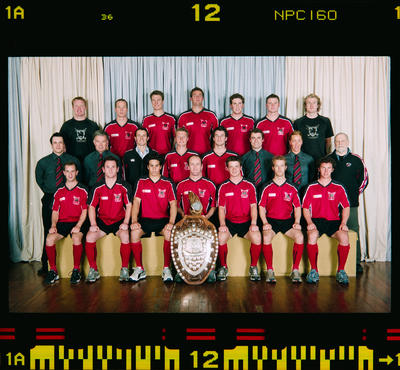 Negative: Canterbury Hockey 2005
