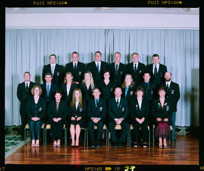 Negative: NZ North Island Target Shooting 2005