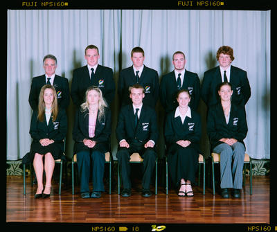 Negative: NZ Junior Target Shooting 2005