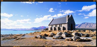 Transparency: Church Of The Good Shepherd