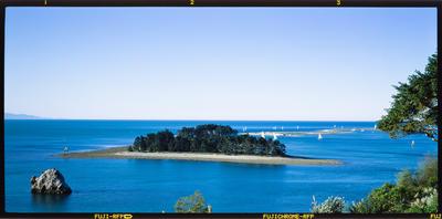 Transparency: Nelson Bay Island