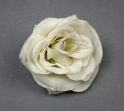 Artificial flower: Rose head