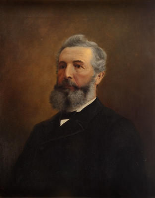 Painting: George Gould