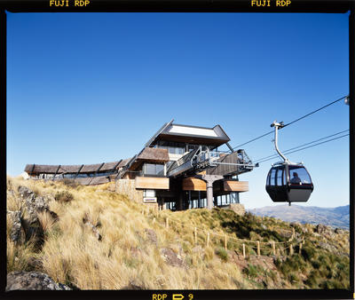 Transparency: Port Hills Gondola