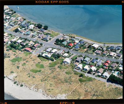 Transparency: Aerial View Southshore