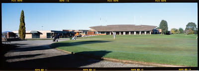 Transparency: Russley Golf Club
