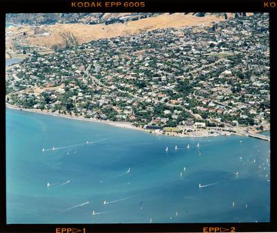 Transparency: Aerial View Sumner