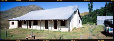 Transparency: Acheron Historic House