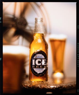 Transparency: Lion Ice Beer